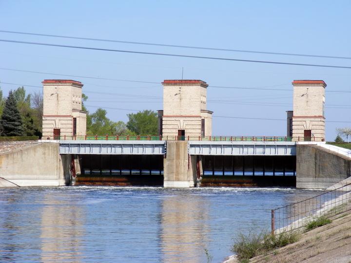 Північно-Кримський канал завершив водозабір з Каховського водосховища